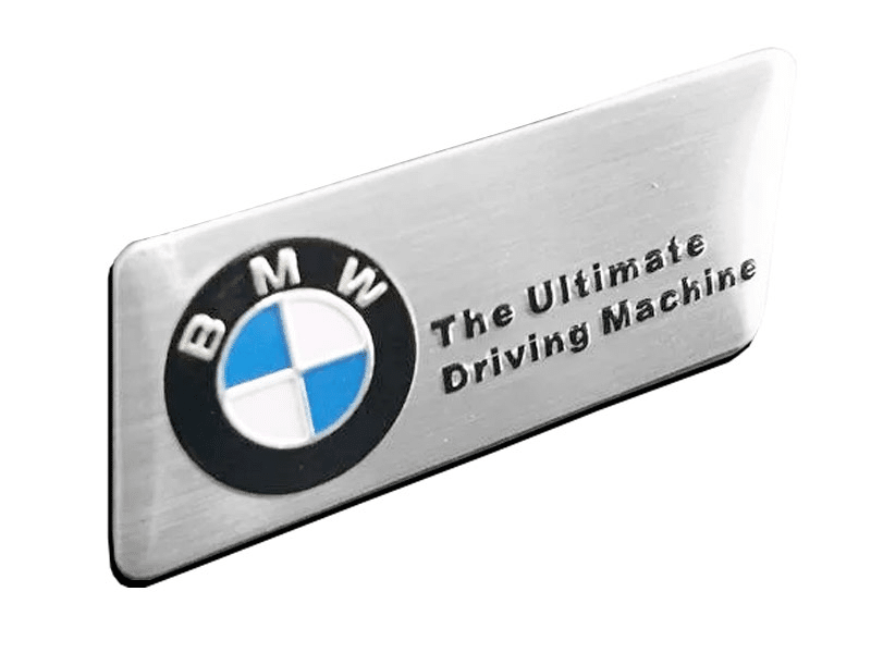 the ultimate driving machine trademark