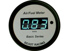 Hallmeter Beast Racing Azul 52mm Prata Preto