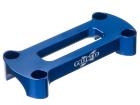 Estabilizador de Guidão para Yamaha YZF 250/450 06/.. | WRF 250/450 07/.. 28mm - Azul - Moto X