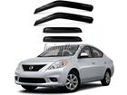 Calha de Chuva para Nissan Versa 4 Portas TG Poli