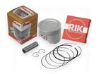 Kit Pistão com Anel Rik Premium CG 125 2009/.. Bros 125 2013/.. 5.00 Competição Aumento 150cc