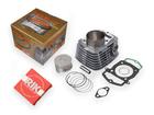 Kit Cilindro Completo Pistão Junta Kit-A Kmp Anel Rik Premium CB 300R XRE 300