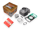 Kit Cilindro Completo Pistão Junta Kit-A Kmp Anel Rik Premium Fazer Lander Tenere 250