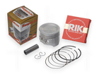 Kit Pistão com Anel Rik Premium C100 Dream Biz Pop 100 2012/.. 1.50