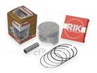Kit Pistão com Anel Rik Premium CBX Strada NX XR 200 1.25