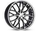 Roda KR R54 Réplica BMW 335 Biturbo Aro 18x7 5x120 Grafite Diamante ET40