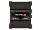 Módulo Amplificador Stetsom EX 3000 Black 2 ohm - 1 Canal 3000W de Potência para Som Automotivo