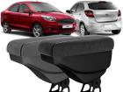 Apoio de Braço Ford Ka 2015/.. Hatch e Sedan