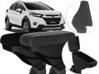 Apoio de Braço para Honda WR-V 2017/.. - com Coifa e Porta-Objetos - Couro ou Tecido