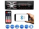 Media Receiver Som Automotivo First Option 6660BN com Bluetooth USB Leitor de Cartão SD e Controle Remoto