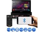 "DVD Player Pioneer AVH-3180BT 1 DIN Tela 7"" Retrátil Bluetooth USB Auxiliar + Controle Remoto"
