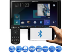 "DVD Player Pioneer AVH-Z5180TV 2 DIN Tela 7"" Bluetooth USB Android Auto Apple CarPlay Waze Spotify + Controle Remoto"