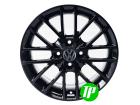 Roda BAR Sport Aro 15 x 6 Volkswagen 4x100 ET40 Black Piano