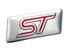 Emblema Badge Ford ST 4x1,5cm