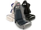 Banco Esportivo Concha Reclinável Personalizado com Trilho Específico para todos os carros