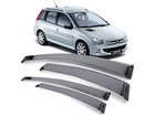 Calha de Chuva para Peugeot 206 SW 2000 até 2013