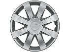 Calota Aro 15 Modelo Renault Sandero Logan 1.6 11/13 Prata - Grid