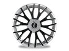 Calota Esportiva Aro 14 TRITON Silver/Black 4x100 4x108 5x100