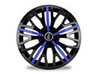 Calota Esportiva Aro 14 TRITON SPORT Black/Blue 4x100 4x108 5x100