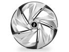 Calota Esportiva Aro 14 NITRO Silver/Graphite 4x100 4x108 5x100