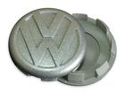 Calotinha Sub-Calota Volkswagen Injetada Prata 51mm
