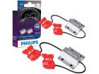 Canceller Adaptador Canbus Philips Lâmpada Led T10 e Torpedo 5W Par