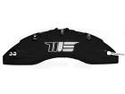 Capa para Pinça de Freio M3 Preto - Automotivo