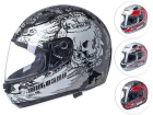 Capacete Moto Fechado Motosky Skull King - Super Leve