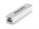 Carregador Portátil Power Bank Philips Alumínio