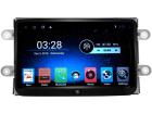 Central Multimídia Renault Captur 18/.. S700 Android 8.1 Tela 8 Pol Gps / Tv / Câmera ré / Plug and play - Hetzer