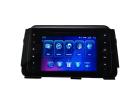 Central Multimídia Nissan Kicks 17/.. S650 Android / Tela 8 Pol / Gps / Tv / Câmera ré / Plug and play - Hetzer