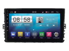 Central Multimídia Polo Virtus CarTablet 9 polegadas STQ SFit Tela Capacitiva Multitoque GPS TV Bluetooth Wifi Espelhamento