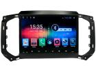 Central Multimídia Chevrolet S10 17/.. S700 Android 7.1 Tela 9 Pol / Gps /Tv / Câmera ré / Plug and play - Hetzer