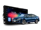 Central Multimídia Volkswagen Polo Virtus T-Cross 18/.. S700 Android 7.1 / Tela 9 Pol / Gps / Tv / Câmera ré / Plug and play - Hetzer