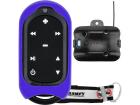 Controle Longa Distância Taramps Azul TLC 3000 Colors Universal 300 Metros - Som Automotivo