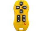 Controle Longa Distância Stetsom SX - 200 Metros Alcance - Amarelo - Universal
