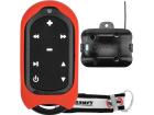 Controle Longa Distância Taramps Vermelho TLC 3000 Colors Universal 300 Metros - Som Automotivo