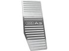 Descanso de Pé Audi A3 96/06 Prata