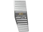 Descanso de Pé Vectra GT Prata