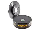 Disco de Freio Dianteiro Solido Uno 84/13 240mm Fremax