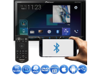 "DVD Player Pioneer AVH-A4180TV 2 DIN Tela 7"" Bluetooth USB MP3 Waze Spotify - Controle Remoto"