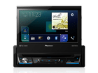 DVD Player Pioneer AVH-Z7080TV 1DIN / Tela Retrátil 2DIN / Android Auto / Apple CarPlay / Bluetooth / TV Digital