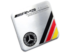 Emblema Badge Mercedes Benz AMG Edition Alemanha 6x5cm