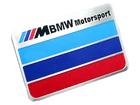 Emblema Badge BMW M Motorsport 8x5cm