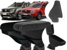 Apoio de Braço para Renault Duster Oroch (Exceto Outdoor) - Com Coifa e Porta-Objetos