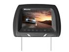 Encosto de Cabeça TechOne Standard Preto com USB / SD Card