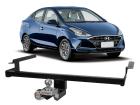 Engate Reboque Hyundai HB20S 2020 Fixo 500Kg