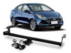 Engate Reboque Hyundai HB20S 2020 Removível 500Kg