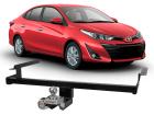 Engate Reboque Toyota Yaris Sedan 2018 2019 2020 Fixo 500Kg