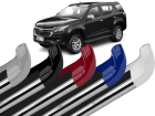Estribo Trailblazer - Lateral Plataforma - Com Grafia